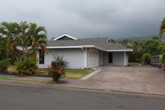 76-6217 Papala St, Kailua-Kona, HI 96740 (MLS #618399) :: Elite Pacific Properties