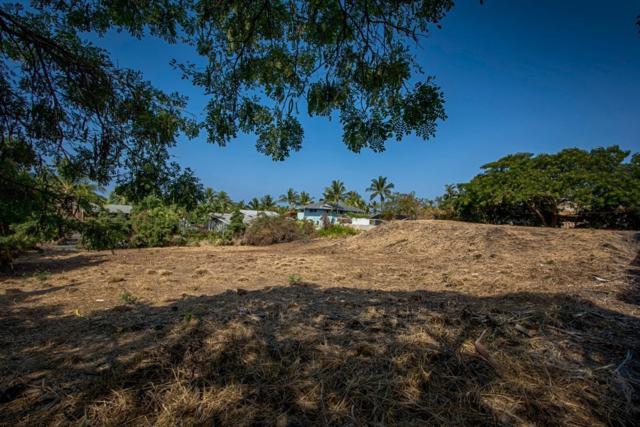 Holua Road, Kailua-Kona, HI 96740 (MLS #618449) :: Elite Pacific Properties