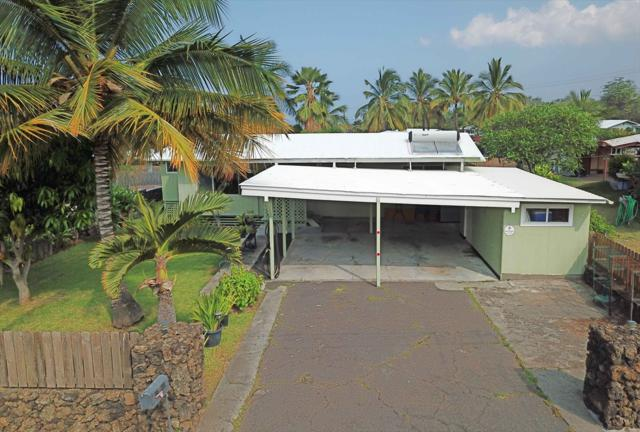 75-5942 Pumehana Pl, Kailua-Kona, HI 96740 (MLS #618463) :: Elite Pacific Properties