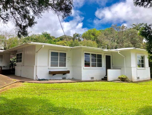 45-3657 Honokaa  Waipio Rd, Honokaa, HI 96727 (MLS #618568) :: Elite Pacific Properties