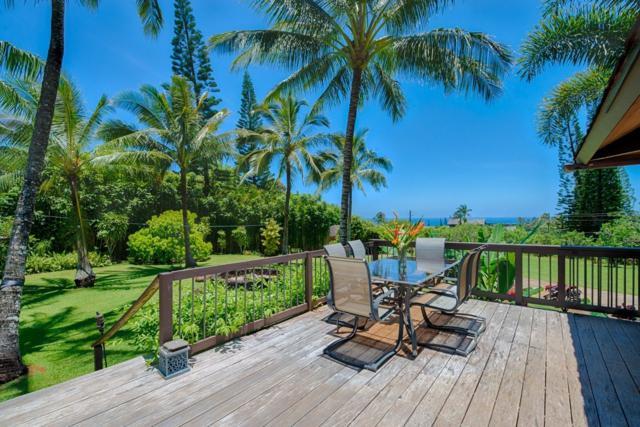 2899 Kalihiwai Rd, Kilauea, HI 96754 (MLS #618601) :: Kauai Exclusive Realty