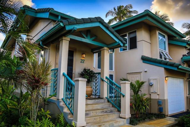 4141 Queen Emmas Dr, Princeville, HI 96722 (MLS #618663) :: Elite Pacific Properties
