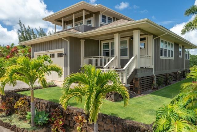 3526 Kakela Makai Dr, Kalaheo, HI 96741 (MLS #618737) :: Kauai Exclusive Realty