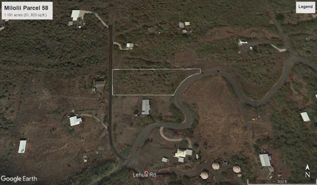 Lehua Ave, Captain Cook, HI 96704 (MLS #618759) :: Elite Pacific Properties