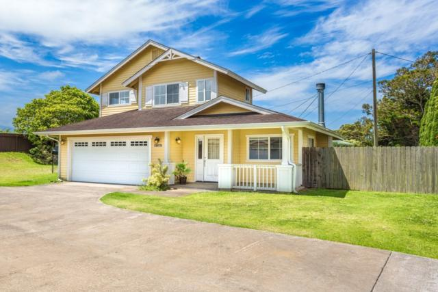 67-1283 Mamalahoa Hwy, Kamuela, HI 96743 (MLS #619051) :: Elite Pacific Properties