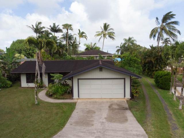 284 Huina St, Kapaa, HI 96746 (MLS #619063) :: Kauai Exclusive Realty