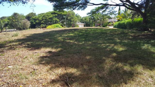 3036 Pua Akala Pl, Koloa, HI 96756 (MLS #619064) :: Kauai Exclusive Realty