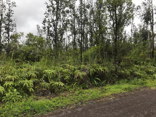 37TH AVE, Keaau, HI 96749 (MLS #619154) :: Aloha Kona Realty, Inc.
