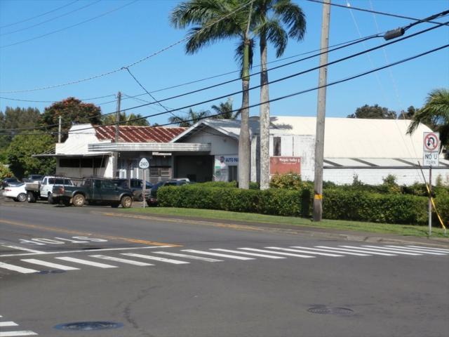 45-3654 Honokaa  Waipio Rd, Honokaa, HI 96727 (MLS #619192) :: Aloha Kona Realty, Inc.