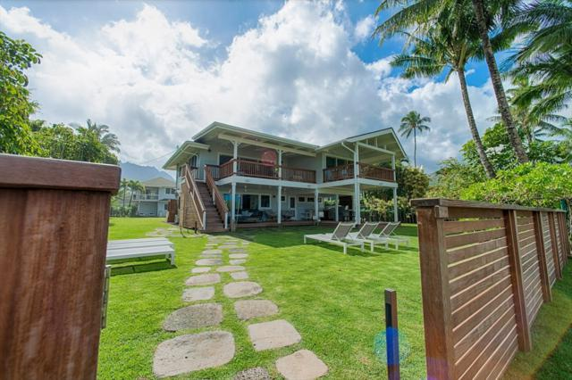 5380 Weke Rd, Hanalei, HI 96714 (MLS #619195) :: Kauai Exclusive Realty