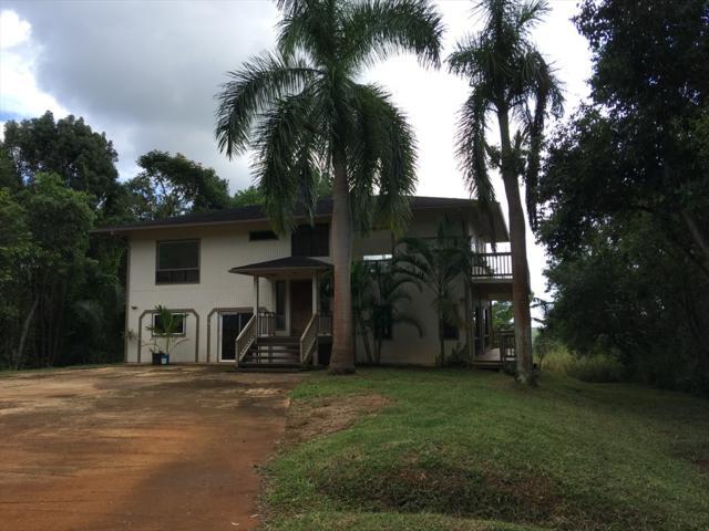 1470-D Wanaao Rd, Kapaa, HI 96746 (MLS #619310) :: Kauai Exclusive Realty