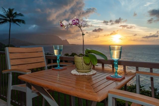 5300 Ka Haku Rd, Princeville, HI 96722 (MLS #619311) :: Aloha Kona Realty, Inc.