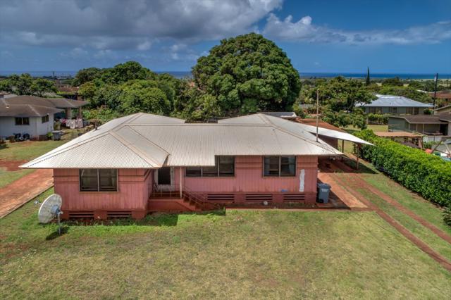 3570 Ahi Rd, Hanapepe, HI 96716 (MLS #619313) :: Kauai Exclusive Realty