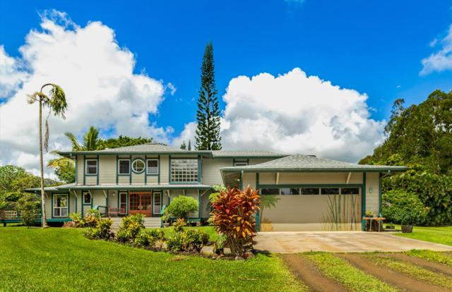 5645-E Kahiliholo Rd, Kilauea, HI 96754 (MLS #619322) :: Kauai Real Estate Group