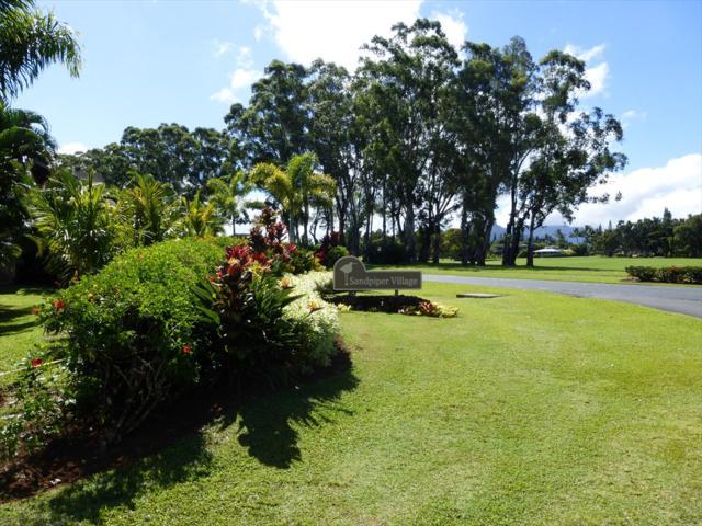 4770 Pepelani Lp, #116, Princeville, HI 96722 (MLS #619407) :: Aloha Kona Realty, Inc.