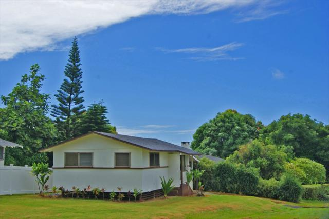 5230 Kihei Rd, Kapaa, HI 96746 (MLS #619425) :: Kauai Exclusive Realty