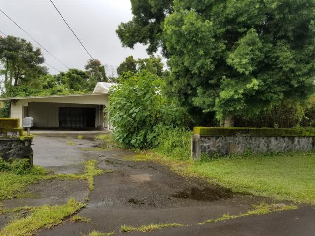 39 Leimamo St, Hilo, HI 96720 (MLS #619434) :: Aloha Kona Realty, Inc.