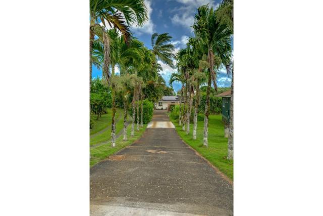 280 Huina St, Kapaa, HI 96746 (MLS #619435) :: Elite Pacific Properties