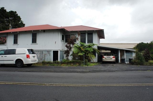 1370 Kilauea Ave, Hilo, HI 96720 (MLS #619545) :: Aloha Kona Realty, Inc.