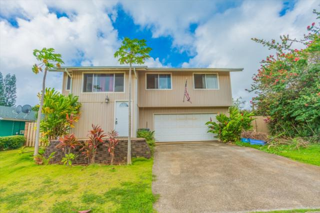 5407 Olopua St, Kapaa, HI 96746 (MLS #619552) :: Elite Pacific Properties