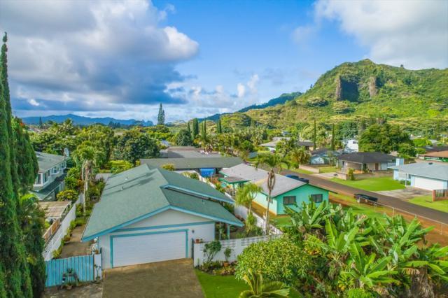 5810 Haaheo St, Kapaa, HI 96746 (MLS #619638) :: Elite Pacific Properties