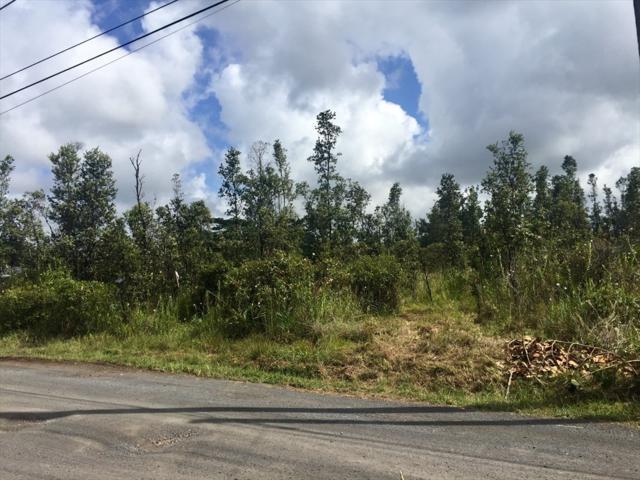17TH AVE, Keaau, HI 96749 (MLS #619649) :: Aloha Kona Realty, Inc.