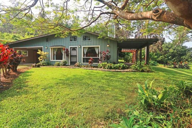 75-5499 Hahai St., Holualoa, HI 96725 (MLS #619690) :: Aloha Kona Realty, Inc.