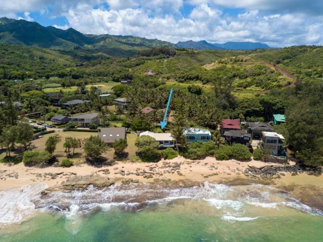 3539 Moloaa Rd, Anahola, HI 96703 (MLS #619693) :: Elite Pacific Properties