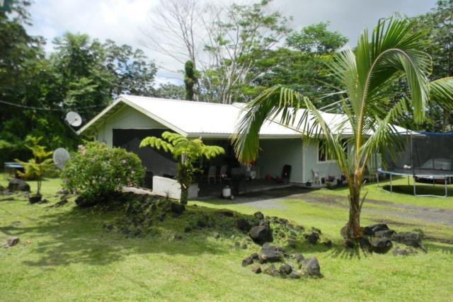 16-424 Aina Pua St, Kurtistown, HI 96760 (MLS #619820) :: Elite Pacific Properties
