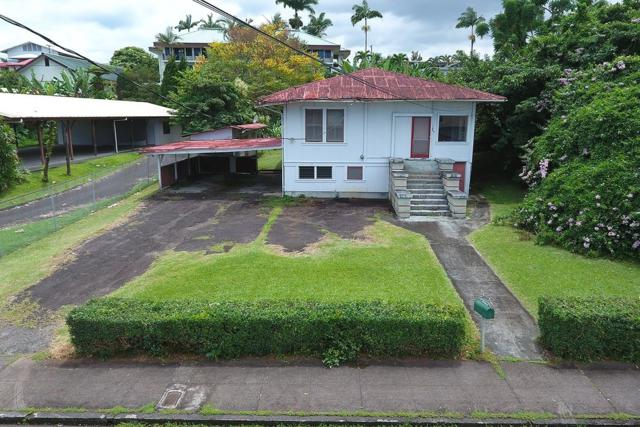 246 Ululani St, Hilo, HI 96720 (MLS #619830) :: Oceanfront Sotheby's International Realty