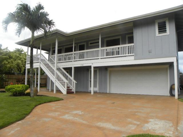 6608 Alahele St, Kapaa, HI 96746 (MLS #619852) :: Elite Pacific Properties