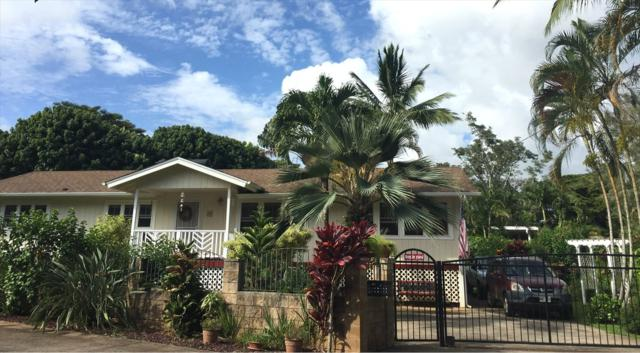 5241-E Koloa Rd, Koloa, HI 96756 (MLS #619861) :: Team Lally