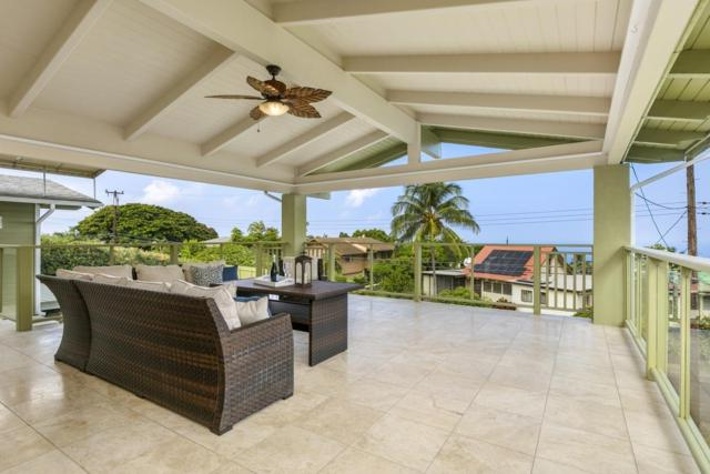 77-6471 Kilohana St, Kailua-Kona, HI 96740 (MLS #619920) :: Elite Pacific Properties