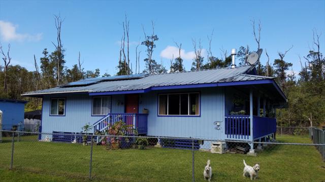 11-2933 Kaleponi Dr, Volcano, HI 96785 (MLS #620112) :: Elite Pacific Properties