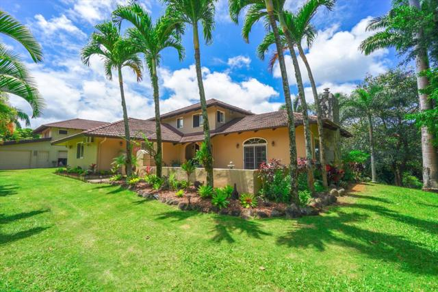 4420 Kahili Makai St, Kilauea, HI 96754 (MLS #620250) :: Elite Pacific Properties