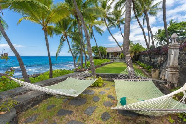 78-6634 Alii Dr, Kailua-Kona, HI 96740 (MLS #620410) :: Elite Pacific Properties