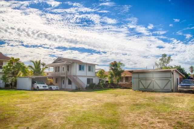 8560 Kekaha Rd, Kekaha, HI 96752 (MLS #620435) :: Kauai Exclusive Realty