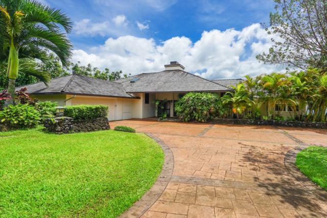 4451 Emmalani Dr, Princeville, HI 96722 (MLS #620445) :: Aloha Kona Realty, Inc.