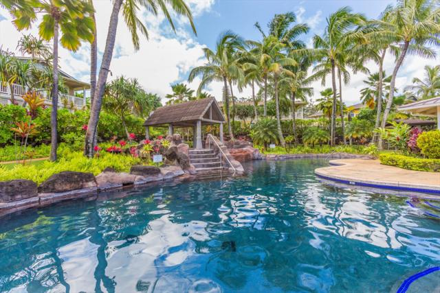 4919 Pepelani Lp, Apt 29B, Princeville, HI 96722 (MLS #620492) :: Aloha Kona Realty, Inc.