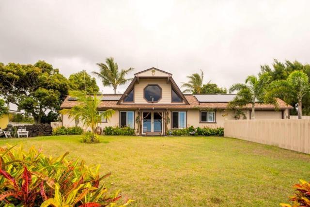 94-5813 Kahiki St, Naalehu, HI 96772 (MLS #620522) :: Elite Pacific Properties