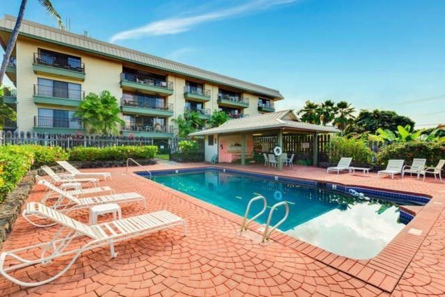 78-6715 Alii Dr, Kailua-Kona, HI 96740 (MLS #620576) :: Elite Pacific Properties