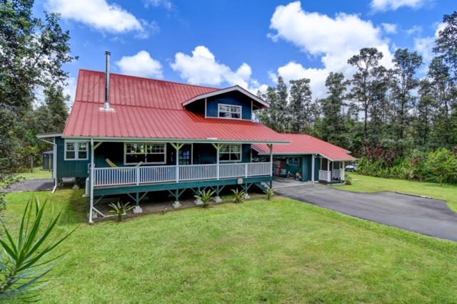 16-1193 Opeapea Rd, Mountain View, HI 96771 (MLS #620608) :: Elite Pacific Properties