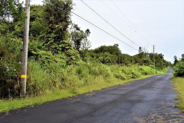 Holana St, Volcano, HI 96785 (MLS #620637) :: Aloha Kona Realty, Inc.