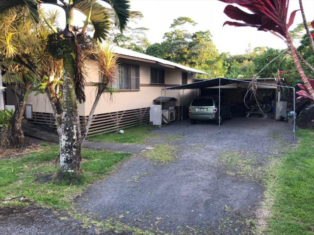 15-2696 Malolo St, Pahoa, HI 96778 (MLS #620704) :: Elite Pacific Properties