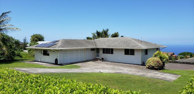 81-6635 Muli St, Kealakekua, HI 96750 (MLS #620790) :: Aloha Kona Realty, Inc.
