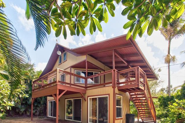 12-7010 Lawaianui St, Pahoa, HI 96778 (MLS #620823) :: Elite Pacific Properties