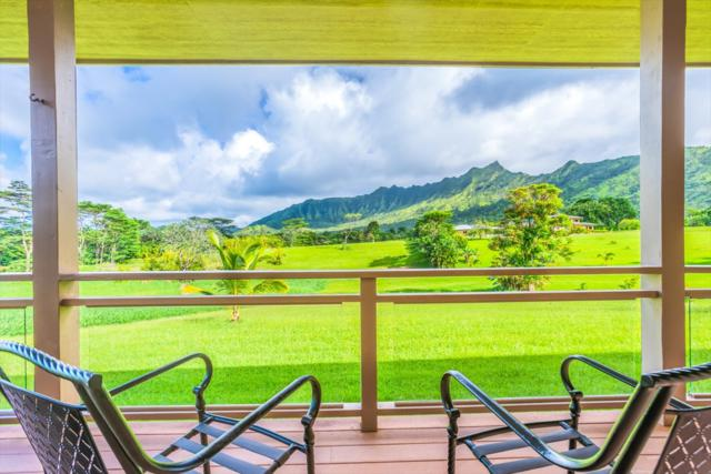 6050-B Halaulani Place #2, Kilauea, HI 96754 (MLS #620905) :: Elite Pacific Properties
