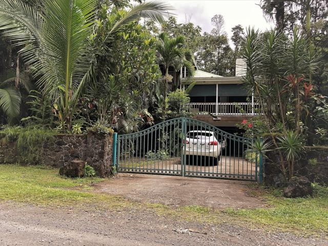 15-1540 10TH AVE, Keaau, HI 96749 (MLS #620937) :: Elite Pacific Properties