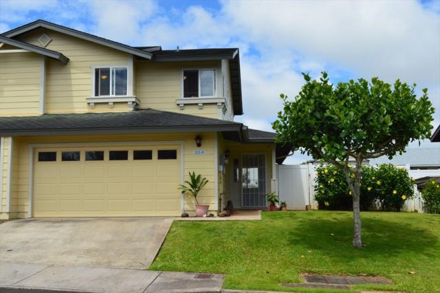 2121-B Kelikoli St, Lihue, HI 96766 (MLS #620964) :: Elite Pacific Properties