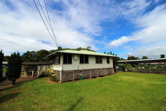 120 Lanihuli St, Hilo, HI 96720 (MLS #620979) :: Aloha Kona Realty, Inc.